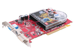 Sapphire Radeon X1300  256MB DDR2, TV-out, DVI-I