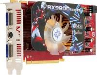 MSI ATI R3850, 1GB DDR2, fan, PCIe