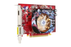 MSI R3650, 256MB DDR2, fan, HDMI, PCIe