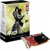 PowerColor Radeon HD 3650, 1GB, DDR2, fan, PCIe