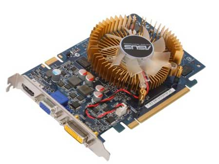 ASUS EN9500GT Magic/DI, 512MB DDR2, fan, PCIe