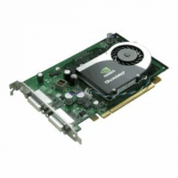 HP NVIDIA Quadro FX570, 256MB DDR2, fan, PCIe