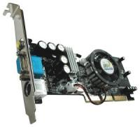 Inno3D GeForce FX 5200 Value 128 MB, 64 bit.