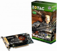 ZOTAC 8600GTS, 256MB DDR3, fan, PCIe