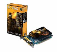 ZOTAC 9500GT, 512MB DDR2, fan, PCIe
