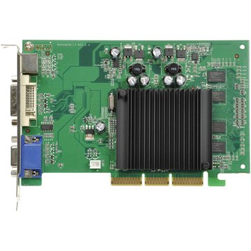 EVGA GeForce 6200 512MB