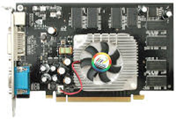 Inno3D GF PCX6600 256MB DDR2/128b DVI TV-out