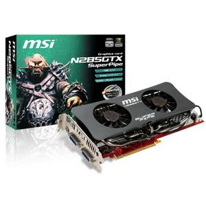 MSI N285GTX SuperPipe OC 1GB, PCI-E