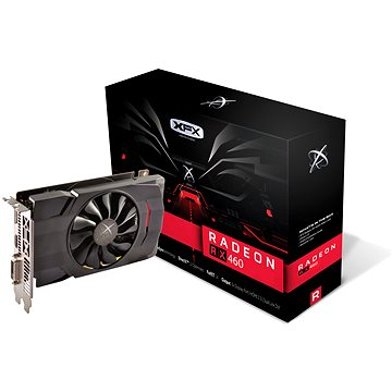 XFX Radeon RX 460 4GB Single Fan