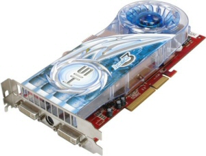 HIS Excalibur Radeon X1950 Pro IceQ3 Turbo, 256MB, AGP