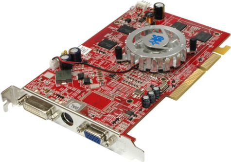 HIS Excalibur X1550 iFan, 256MB, AGP