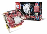 MSI RX1650XT-T2D256E, 256MB, HeatPipes, PCIe