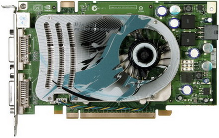 Leadtek WinFast PX8600GTS Extreme 256MB DDR3